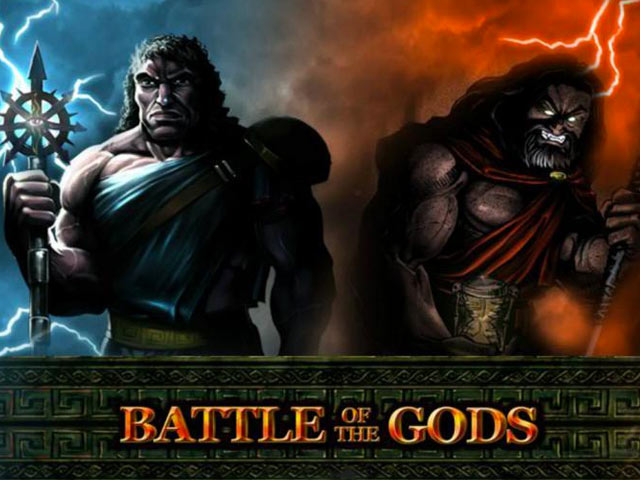 Automat z motywem magii i mitologii Battle of the Gods