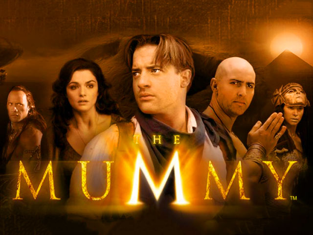 The Mummy Playtech