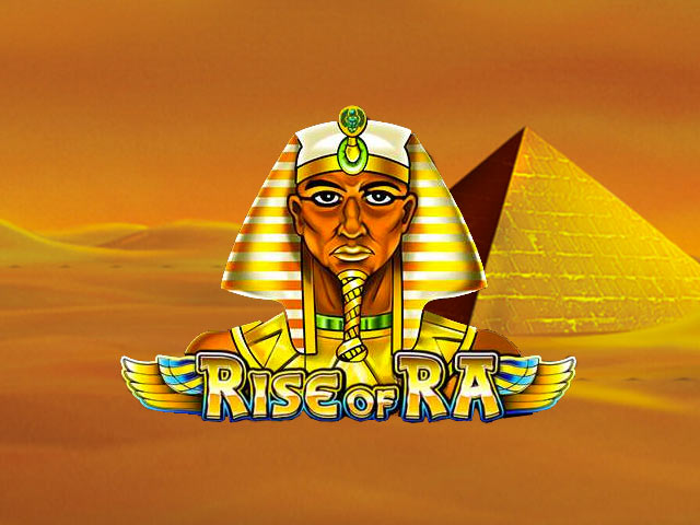 Pustynny automat do gry Rise of Ra